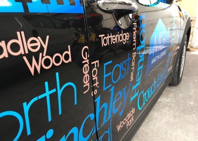 Vehicle graphics and fleet graphics