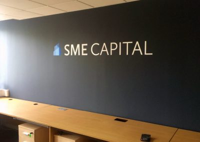 Corporate Wall Decals