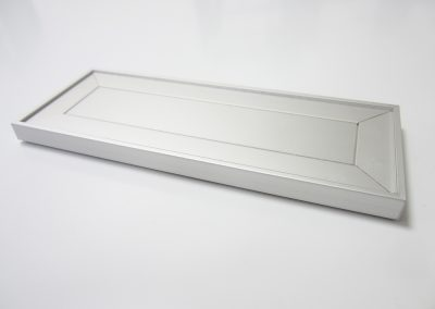Aluminium sign frame perfect for office signs